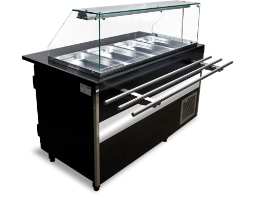 Igloo Gastroline GLC-1500 Gastronorm Cold Servery Counter